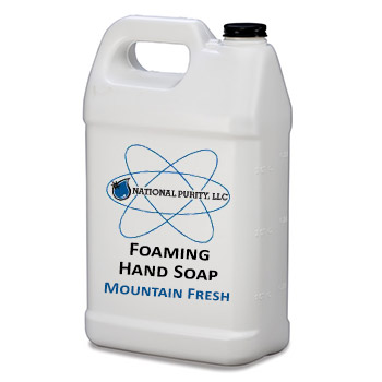 Bulk Foaming and Liquid Hand Soap