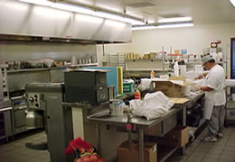 The 5 most common places germs build up in your commercial kitchen.
