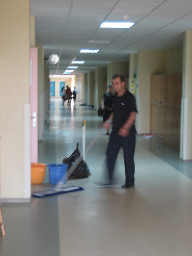 A Safety Checklist for Your Custodial Staff
