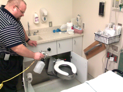Exploring Green Cleaning in Healthcare